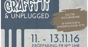 Graffiti & Unplugged 2016